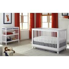 White Crib And Changing Table Combo Crib Changing Table Combo