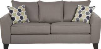 Rooms To Go Sleeper Loveseat Bonita Springs Gray Sleeper Sofa Sleeper Sofas Gray