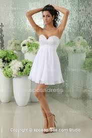 white junior dress dress ty