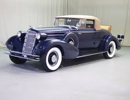 vintage convertible 1934 cadillac convertible coupe hyman ltd classic cars