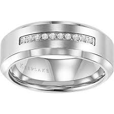 mens stainless steel wedding bands product
