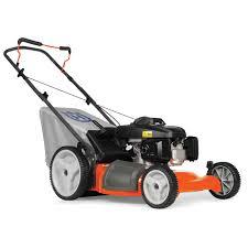 husqvarna 21in 3 in 1 push mower 961330019 gas lawn mowers