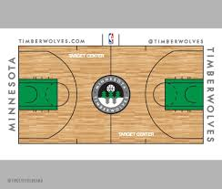 Target Center Floor Plan by Timberwolves Rebrand On Twitter