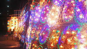 Christmas Decorations Online Store Philippines by San Fernando Philippines Home Of The Giant Christmas Lantern