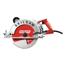 skilsaw 15 amp corded electric 10 1 4 in magnesium sawsquatch
