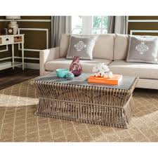 safavieh manelin coffee table safavieh manelin ash gray storage coffee table amh6642c the home depot
