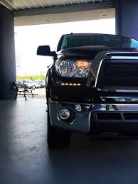 Tundra Led Lights Tundra Led Drl Daytime Running Lights Available Now