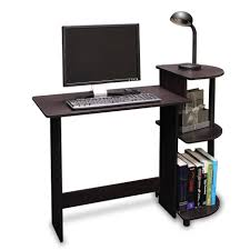 modern standing desk brown wooden small standing desk in a modern design furniture