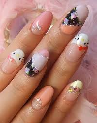 15 stunning hello kitty nails