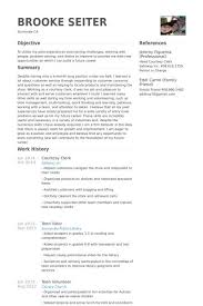 Teen Resume Template Professional Grocery Store Clerk Templates To Showcase Your Talent