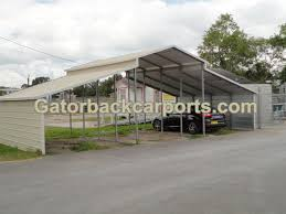 gatorback carports lean to carport design pictures lean to carport