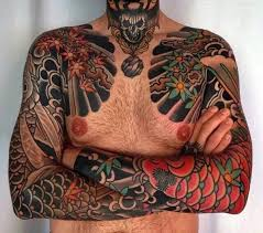 50 japanese tattoos for masculine motifs