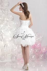 robe de mari e chetre chic robe de mariee courte simple et élégante collection chic et pas