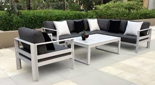 Aluminum Outdoor Patio Furniture Modern Aluminum Outdoor Furniture Outdoor Designs