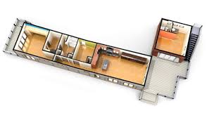 Clayton Homes Floor Plans by Industrial Chic New I House