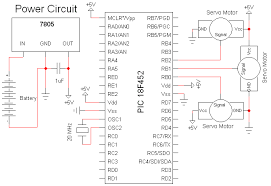 servo motor control schematic pyroelectro news projects