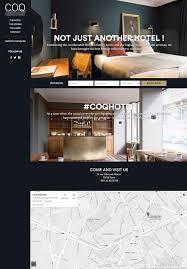 hotel website design web design inspiration for independent hotels