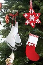 christmas gallery bifc0111 felt christmas tree ornament exchange