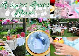 bridal shower brunches backyard bridal shower brunch birds of the feather