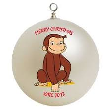 curious george gift tags ideas for