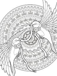 free coloring pages for adults printable hard to color hard