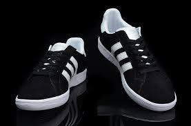 adidas originals 1228 series cus casual shoes black white