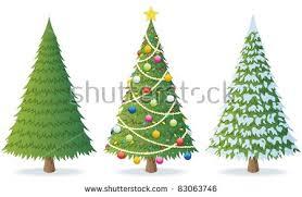 christmas tree vector graphics download free vector art stock