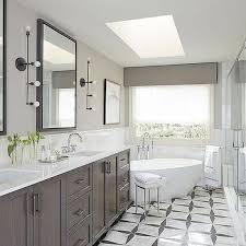 corner tub bathroom designs master bathroom corner blue vanity transitional bathroom