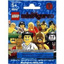 Lego Blind Packs Lego Minifigures