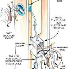 install outdoor garden lighting transformer installed home built