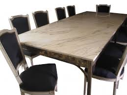 value of marble top tables long brass dining table with marble top sultanchic vintage and mid