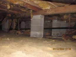 conditioned crawl space contractor wel vant construction company