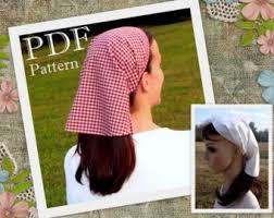 yoga headband tutorial adult headband sewing pattern pdf wide yoga headband pattern