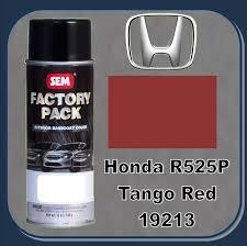 sem 19213 sem factory pack basecoat honda paint code r525p