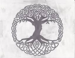 celtic tree of by grimstnzborith on deviantart