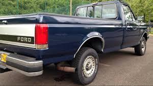 Ford F150 Truck Box - low mileage 8th gen 1987 ford f 150 xlt lariat