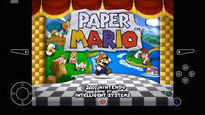 project64 android apk mupen64 plus ae emulator 2 4 4 for android paper mario 720p hd