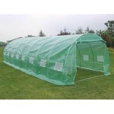 serre tunelle de jardin habitat et jardin serre tunnel de jardin althea 24m 8 x 3 x