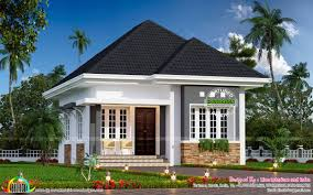 2 bhk home design plans cute little small house plan kerala home design and cute home