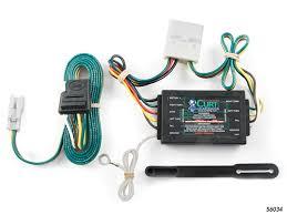 toyota highlander 2008 2016 wiring kit harness curt mfg 56034