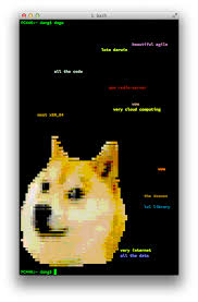 Create A Doge Meme - doge meme python shell script the spokesman review