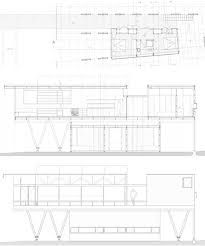 Stilt House Floor Plans Literal Beach House Oceanfront Summer Home Sits On Stilts