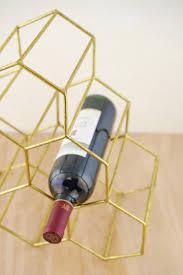 marvellous design gold wine rack simple tupelo wine rack home