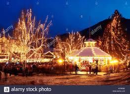 leavenworth wa light festival annual christmas lights festival in leavenworth washington state