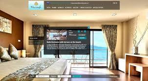 sermes cuisine project website hacienda hotel samui multimedia