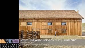 design awards california preservation foundation