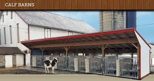 Pennsylvania Barns For Sale Calf Barns Sunset Barns Paradise Pa