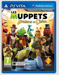 thanksgiving muppets muppet stuff the muppets movie adventures for ps vita now