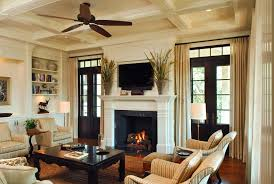 French Country Family Rooms Family Room Traditional With Dark Wood - Country family rooms