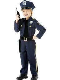 police halloween costume kids kids policeman costume radio set boys police uniform childrens